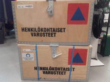 Malkit AB-paketti